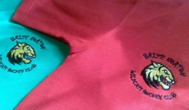 Embroidered Sports Wear